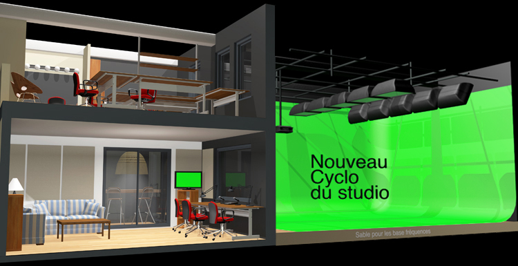 studio du chateau